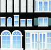 sell all kinds of glass windows