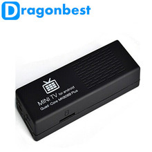 2015 best selling android 4.4 android smart tv stick MK808B Plus android tv dongle smart tv stick