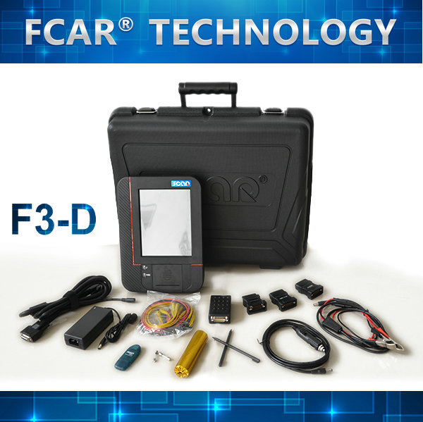 F3-d <span class=keywords><strong>diesel</strong></span> truck diagnóstico scanners para Heavy duty truck diagnose, volvo, mercedes, man, foton, hino