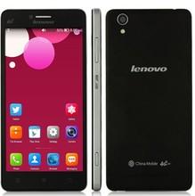 "Original Lenovo A858t MT6732 Quad Core 1.5GHz FDD LTE 4G WCDMA 3G Android 4.4 8G ROM 5"" FHD 1280*720P 13MP Dual Sim"
