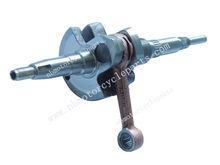 Crankshaft, w/ Connecting Piston Rod, 2T, Moto Morini Engine, Peirspeed, TGB, Suzuki AD50, AG50