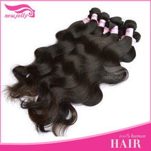 Indian virgin hair weave body wave about 100g/pcs 100% human hair extensions natural hair