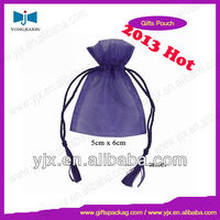hot sale organza bag jewelry packing