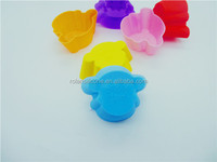 Cutely girl silicone cupcake mould muffin mould