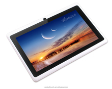 7 inch Allwinner quad core android 4.4 tablet with 8GB storage