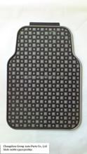 Fashion universal design car rubber mat, Clear Premium Vinyl Floor Mats