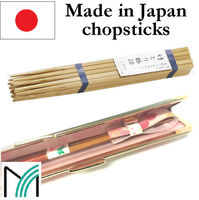 antique cutlery chopsticks made in japan bamboo wood and other material