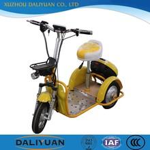 new mini electric three wheel moped cargo motorcycles