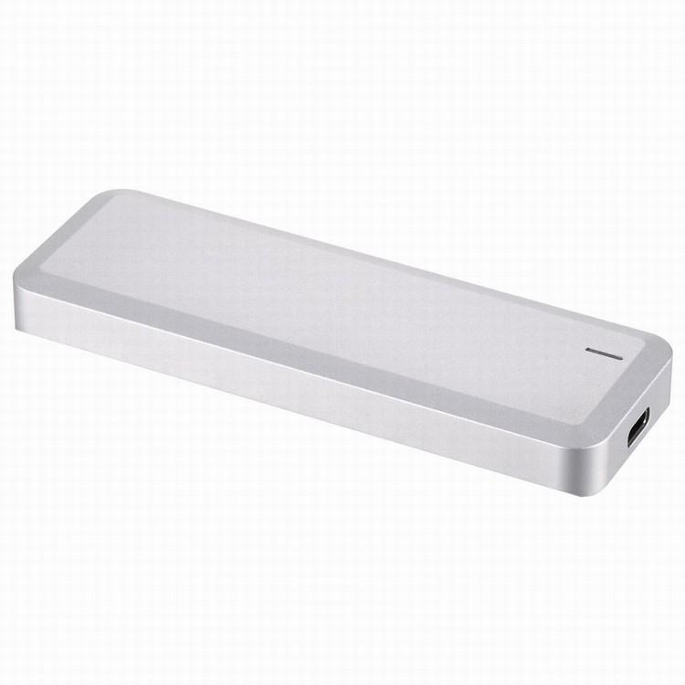 USB3.1 형-C 에 M.2 NVME 알루미늄 hard drive case PCIE SSD external hdd 인클로저 2242/2260/ 2280 ssd