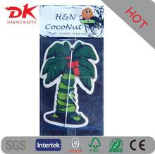 Custoem long lasting scents of car air freshener for tree