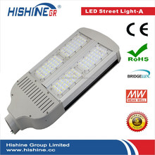 Led Street Lamp 120W fixture with 120 degree lighting beam angle