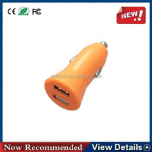 New Products Smart Cell Phone Car Charger 3.1a 5v Dual Usb 12v 3.1a Output Usb Car Charger