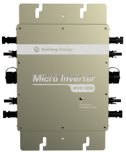 solar micro inverter 1200W the promotional goods in great demand around the world