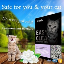 Anti-bacterial Absorbent Mineral Sand 5L For Cat