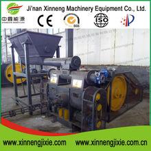 China manufacturer piston biomass fuel save tablet briquettes machine