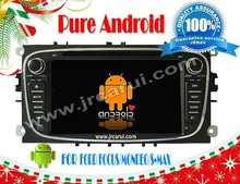 FOR Ford FOCUS/MONDEO Android 4.4 navigation dvd ,RDS Telephone book,AUX IN,GPS,3G,Built-in WIFI Dongle