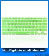 Waterproof High Quality Universal Keyboard Sticker Color Keyboard Protector, Custom Silicone Keyboard Cover