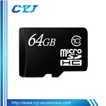 High Speed and full capacity bulk memory card, micro sd card 64gb class 10, micro sd card 64gb prices