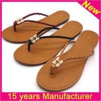 crystal sandy slippers