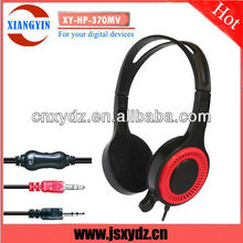Cute style good sound quality for girls headphone computer
