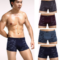 wholesale sex boxer underwear for men