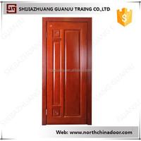 Good Quality Painted Wood Door Wood Carving Door Panel