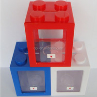 Hot selling good quality square shape popular watch box