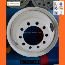 Steel Wheel 16.5X8.25 with Skid-steer tyre10-16.5 Assembly is available