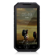 China dealer 5.0inch MTK6782 1G ram ip68 8G rom waterproof dual sim mobile phone