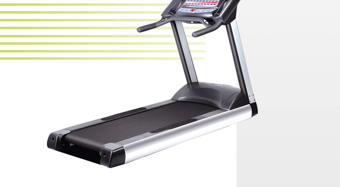 BCT 03 Commercial treadmill polar treadmill
