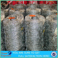 High Tensile Barbed Wire for Fencing with Handle