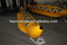 6 persons inflatable banana boat