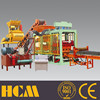 Fully automatic light weight concrete block plant QT6-15