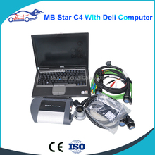 with WIFI with HDD DAS/XENTRY With PC MB Star C4