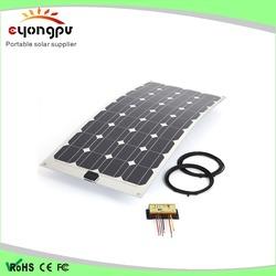 1KW 500W 400W 300W 200W 100W Watt Poly PV Solar Panels for Home RV Boat Off Grid