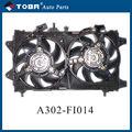 Radiator fan for Peugeot PUNTO 46524624 , 46849148, 51738691