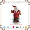 2015 resin christmas musical dancing santa claus