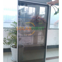 amorphous silicon thin film bipv transparent solar panel