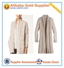 Made in chian caliente venta suéter de punto, infantil de algodón chaqueta de punto