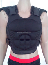 Custom Motorcycle Back&Chest Support Safety Vest Suit