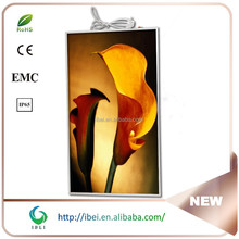 Image Picture printing IR Panel Heater from 260W to1200W