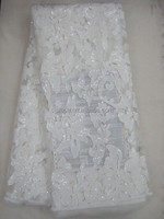 net lace, french lace fabric,tulle guipure with sequins,fashion,african lace fabric,latest design in 2015, citilace, J398-1