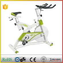 Body fit home spin bike used exercise equipment