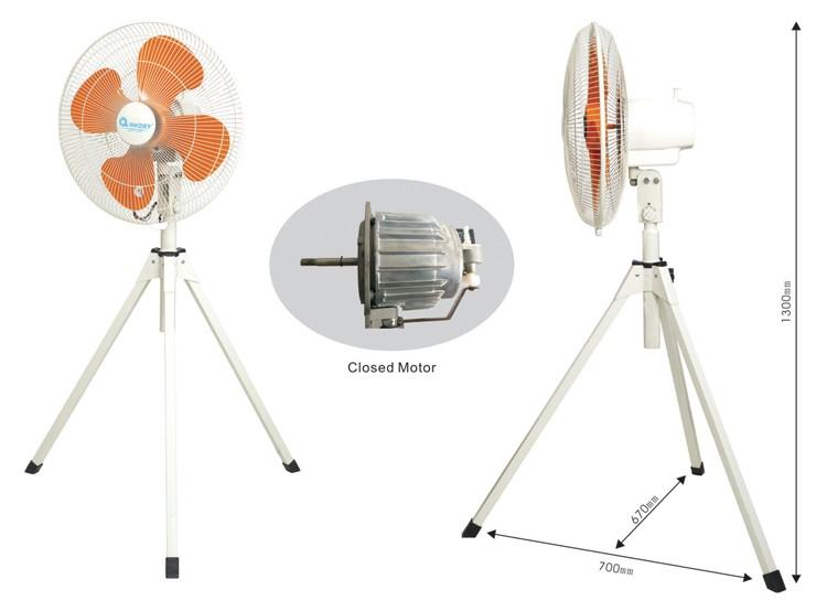Battery Floor Fan : Battery operated floor standing industrial fan buy