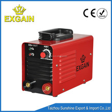 EXGAIN arc 160 inverter welding equipment portable welder with high quality