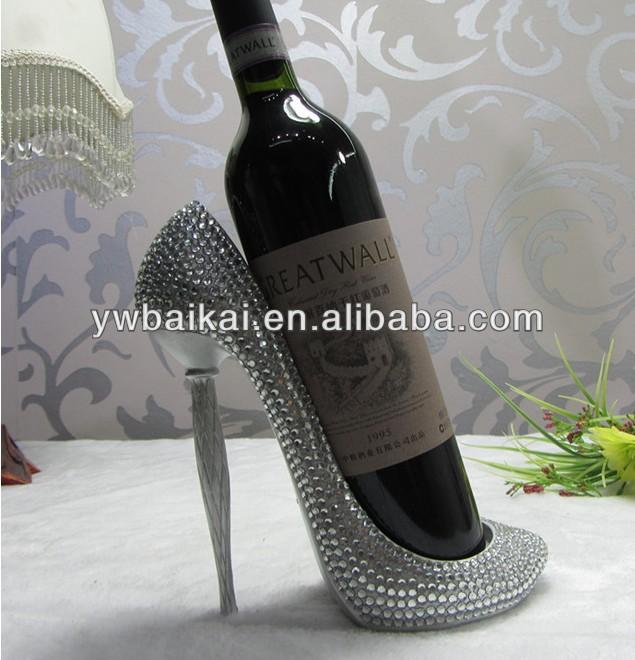 حجر الراين النبيذ الرف