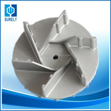 Quality OEM die casting parts spare parts for electric appliance