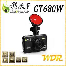 Newest Shadow Recorder FULL HD 1080p Car DVR Video Camera+ GPS Logger