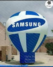 Hot selling Custom Inflatable Samsung advertising air balloon