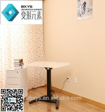 hu mstsislaw sit to stand metal frame for office table made in China